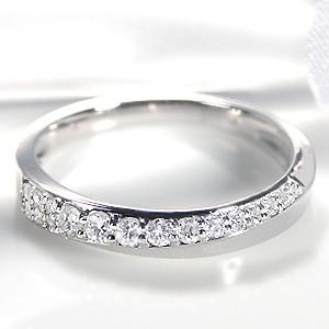 Pt900/K18YG/K18PG 0.2ct グラデーション ダイヤモンド リング【送料無料】ダイヤリング ダイヤモンドリング 華やか 人気 シンプル 重ねづけ エタニティ おすすめ 0.2ct 0.2カラット ジュエリー 指輪 ダイアリング 品質保証書 新作 代引手数料無料 ラッピング無料