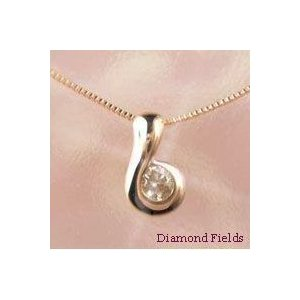 送料無料 ダイヤモンドペンダント 0.1ct k10pg ギフト ダイヤモンド ネックレス 10金ピンクゴールド 彼女 お得 0.1カラット 売り込み プレゼント 妻 一粒 シンプル