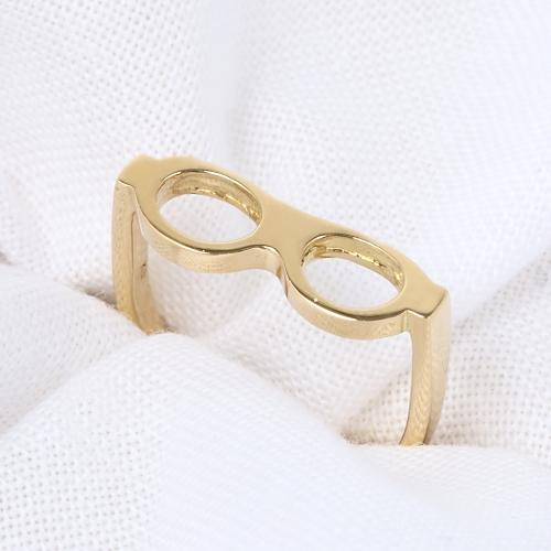 【新着】K18 眼鏡ピンキーリング 【P20Aug16】【smtb-m】【送料無料】あす楽対応:東北~四国(北海道・九州以外)【あす楽_土曜営業】