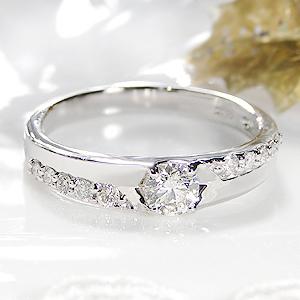 ファッション・ジュエリー・アクセサリー・レディース・指輪・リング・プラチナ・ダイヤモンド・0.4ct・0.4カラット・大粒・ダイアモンド・4月誕生石・プレゼント・送料無料・刻印無料・品質保証書・代引手数料無料・一粒・pt900・販売・ギフト