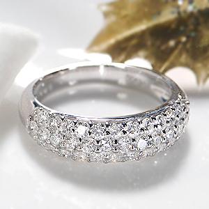 ファッション・ジュエリー・アクセサリー・レディース・指輪・ダイヤリング・ダイヤモンド リング・pave・パヴェ・ホワイトデー・4月誕生石・送料無料・刻印無料・品質保証書・代引手数料無料・ギフト・プレゼント・クリスマス