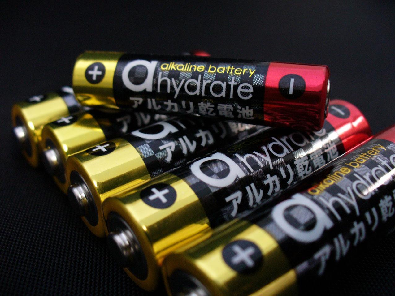 送料無料 メール便 アルカリ乾電池 単4 上等 選べる32本セット セール 単3