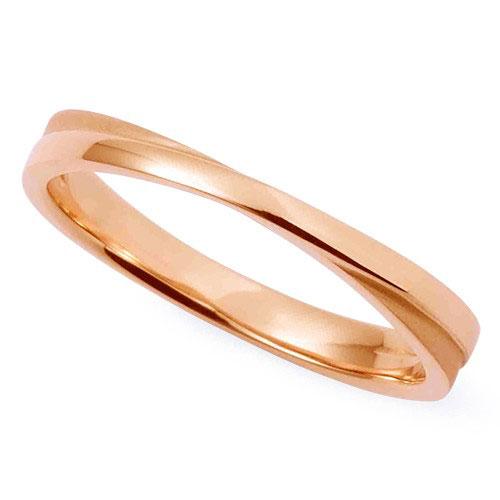 送料無料 THE KISS ザ キッス sweets 【レディース・1本販売】 ピンクゴールド K10PG ペアリング 筆記体日本語刻印可能  K-R451PG 結婚指輪 マリッジリング 記念日 ホワイトデー ホワイトデー 安い