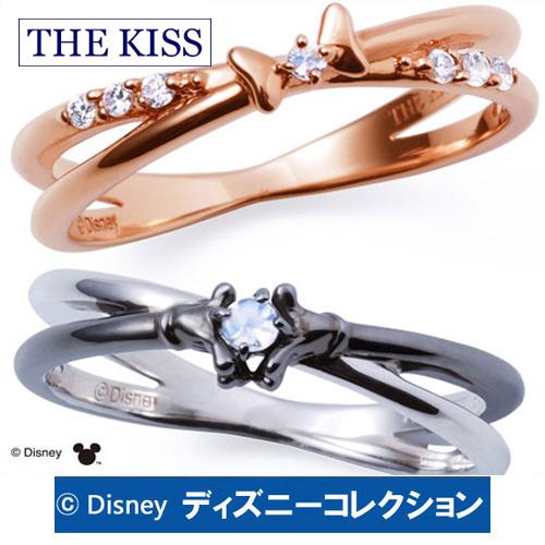 【ディズニーコレクション】 ミッキー & ミニー リボン&ハンドモチーフ THE KISS シルバー ペアリング 【ペア販売】 指輪 ディズニー SV925製 ロイヤルブルームーンストーン 指輪 THEKISS DI-SR702RBM-DI-SR701RBM 記念日 ホワイトデー ホワイトデー