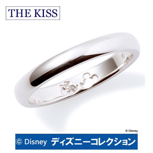 【ディズニーコレクション】 ミニー マウス  THE KISS ザ キッス シルバー ペアリング ダイヤモンド 【レディース・1本販売】 指輪 ディズニー SV925製 DI-SR1812DM ペアリング ディズニーペアリング 指輪 THEKISS 記念日 クリスマス ホワイトデー