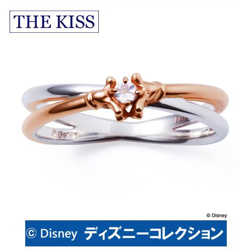 送料無料 【ディズニーコレクション】 ミニー ハンドモチーフ THE KISS シルバー ペアリング 【レディース・1本販売】 指輪 ディズニー SV925製 ロイヤルブルームーンストーン ★幸せの絆★ 指輪 THEKISS DI-SR700RBM 記念日 ホワイトデー ホワイトデー