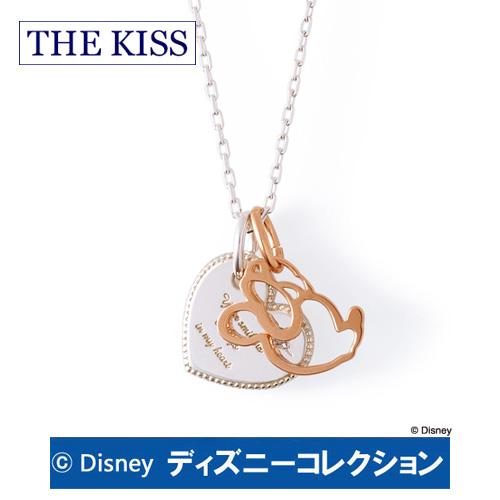 ネックレス ディズニー ミニー THE KISS シルバー レディース Your smile is always in my heart (いつも心にある君の笑顔) DI-SN702DM ブランド ディズニーコレクション 記念日 ギフト プレゼント 20代 30代 ホワイトデー