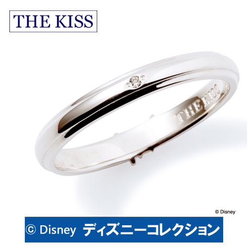 送料無料 【ディズニーコレクション】 ミッキー & ミニー  THE KISS シルバー ペアリング ダイヤモンド 【レディース・1本販売】 指輪 ディズニー SV925製 DI-SR1814DM ハンドモチーフペアリング ディズニーペアリング 指輪 記念日 ホワイトデー ホワイトデー