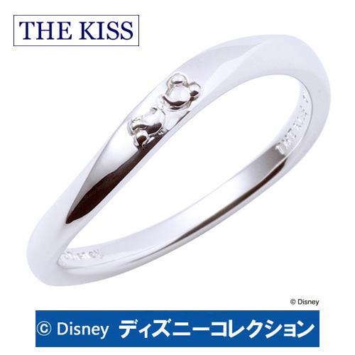 【ディズニーコレクション】 ミッキー & ミニー  THE KISS ザ キッス シルバー ペアリング 【メンズ・1本販売】 指輪 ディズニーSV925製 DI-SR1832 ペアリング ディズニーペアリング 指輪 THEKISS 記念日 ホワイトデー ホワイトデー
