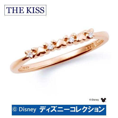 【ディズニーコレクション】 隠れミッキー THE KISS ザ キッス シルバー ブランド リング 【レディース販売】 指輪 ディズニー SV925製 キュービック ピンクゴールドコーティング DI-SR1818CB 記念日 ホワイトデー ホワイトデー