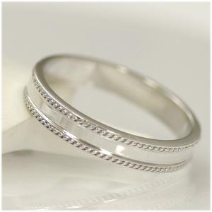 結婚指輪 マリッジリング ホワイトゴールド ペアリング 【メンズ・1本販売】 K10WG製 コンピュータ刻印☆きれいな刻印が入ります! 結婚記念日 ホワイトデー ★ [ジュエリー大賞ショップ1位] 安い