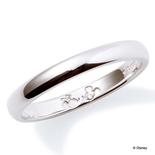 【ディズニーコレクション】 ミッキー マウス  THE KISS ザ キッス シルバー ペアリング ダイヤモンドxダイヤモンド 【メンズ・1本販売】指輪 ディズニー SV925製 DI-SR1813DM ペアリング ディズニーペアリング 指輪 THEKISS  記念日 ホワイトデー ホワイトデー