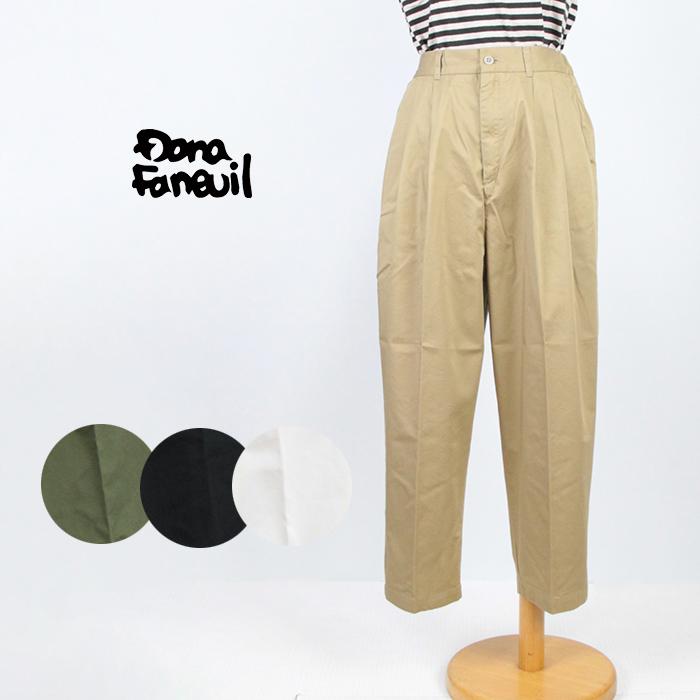 Dana Faneuil/ダナファヌル <レディース> セミワイド パンツ  D-7319304