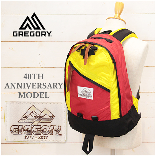 GREGORY/グレゴリー デイパック 80 DAY PACK 80 RED/YELLOW