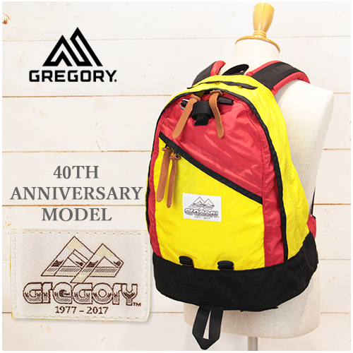 GREGORY/グレゴリー デイパック 80 DAY PACK 80 YELLOW/RED