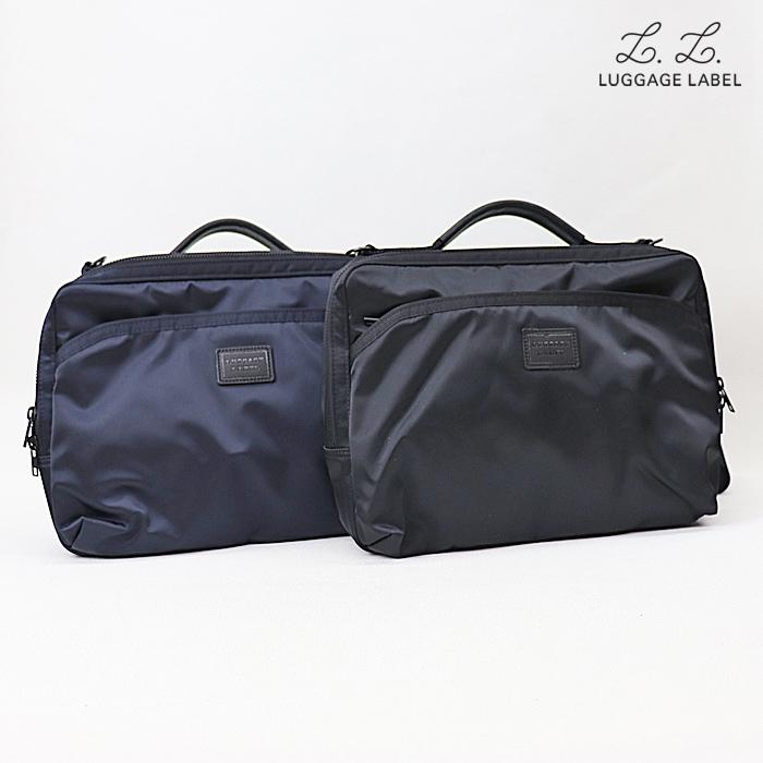 吉田カバン/LUGGAGE LABELLUGGAGE LABEL ZONE 2WAY BRIEF CASE ラゲッジレーベル ゾーン 2ウェイブリーフケース ショルダーバッグ 2色 B5対応973-05591