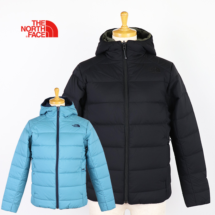 【10%OFF】THE NORTH FACE/ザ・ノースフェイス <レディース> Reversible Anytime Insulated Hoodie/リバーシブルエニータイムインサレーテッドフーディ NYW81979