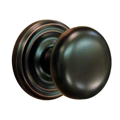 エムテック ドアノブ プロビデンス レギュラー オイルブロンズ 空錠/8100P