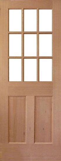 【輸入木製ドア】シンプソン 木製室内ドア944 762×2032×35サイズ