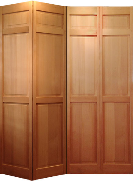 【木製 4枚クローゼットドア】オリジナル木製クローゼットドア1460 1825×2015×34サイズ