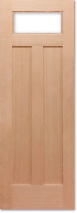【輸入木製ドア】シンプソン ヘムロック室内ドア 760SLO W711