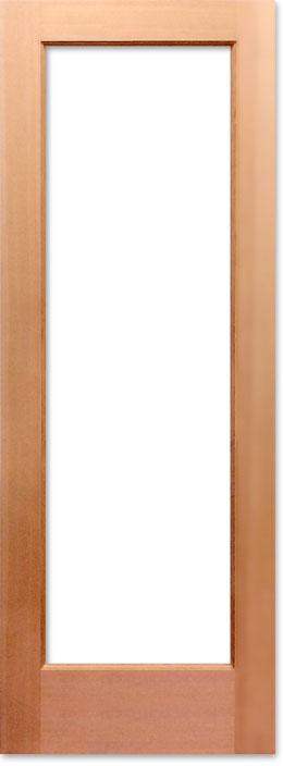 【輸入木製ドア】シンプソン ヘムロック室内ドア 1501 W813