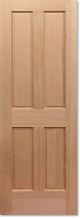 【輸入木製ドア】シンプソン ヘムロック室内ドア 44 W762