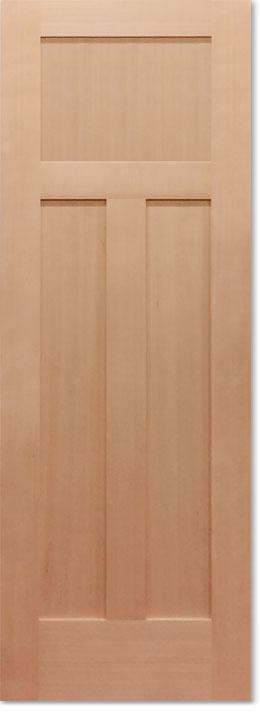 【輸入木製ドア】オリジナル ヘムロック室内ドア 760 W813