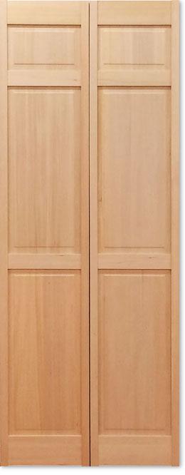 【木製クローゼットドア】オリジナル木製クローゼットドア1460 W758