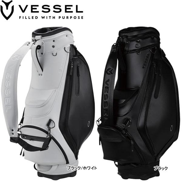 ♪【19年モデル】ベゼル メンズ プロディジー スタッフバッグ キャディバッグ (Men's) VESSEL Prodigy Staff Bag