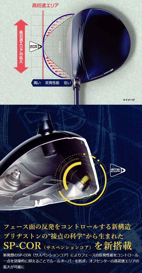 【特注】【19年モデル】 ブリヂストン ツアーB JGR ドライバー [スピーダー 569 EVOLUTION 6] カーボンシャフト BRIDGESTONE GOLF DRIVER TOUR-B Speeder