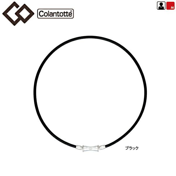 ♪【19年継続モデル】コラントッテ TAO ネックレス ラフィ ブラック (UNISEX) Colantotte TAO RAFFI