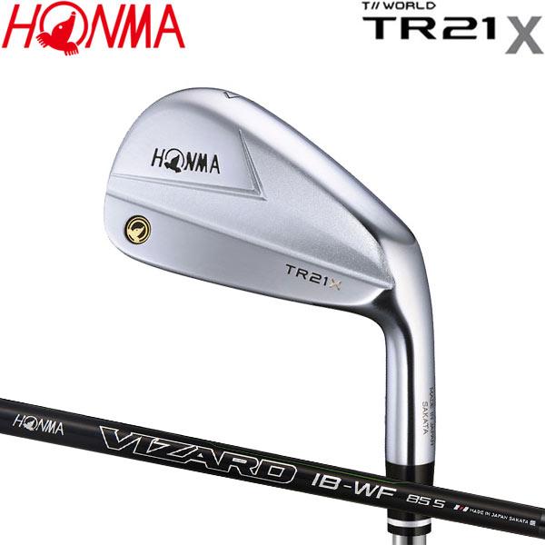 【セール】 【20年モデル WORLD】本間ゴルフ TOUR TR21 WORLD TR21 X アイアン5本セット(#6~#10) [VIZARD X IB-WF85] オリジナルカーボンシャフト HONMA TR21 IRON, ポップマート:d03b9ff9 --- superbirkin.com