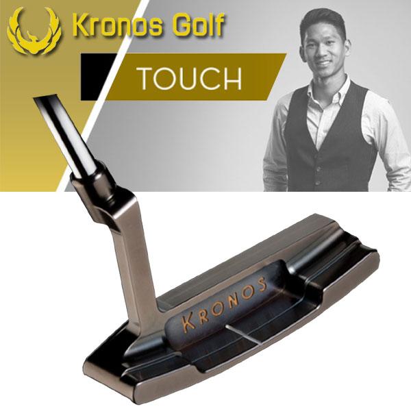 【18年継続モデル】クロノスゴルフ タッチ パター Knoros Golf TOUCH