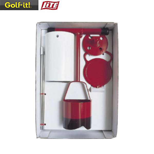 【20年モデル】ライト ゴルフ ホームグリーンセット M-83 練習器 LITE Golf it! ゴルフイット!