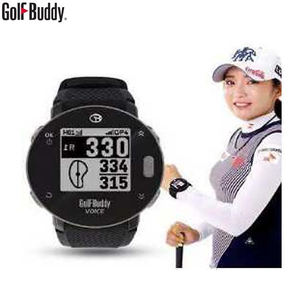 【19年モデル】 ゴルフバディ 音声測定器 ボイス3バンドタイプ Voice3BandType (言語サポート・コース認識) ゴルフナビ Golf Buddy