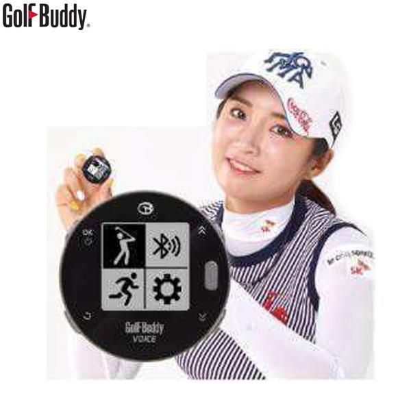 【19年モデル】 ゴルフバディ 音声測定器 ボイス3クリップタイプ Voice3ClipType (言語サポート・コース認識) ゴルフナビ Golf Buddy