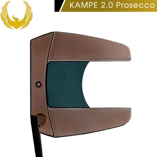 ♪【19年継続モデル】クロノスゴルフ コルネット キャンピー 2.0 プロセッコ ローズ パター ネオマレット型 KRONOS GOLF KAMPE 2.0 Prosecco Rose