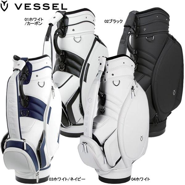♪【19年モデル】ベゼル メンズ オリジナルスタッフ キャディバッグ 100965 (Men's) Original Staf VESSEL