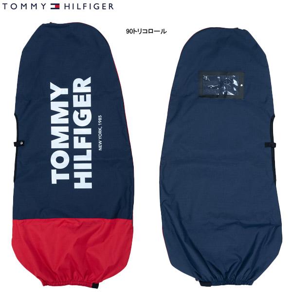 2021春夏モデル 希少 21年SSモデル トミーヒルフィガー ゴルフ シグネチャー トラベルカバー THMG0SKA GOLF HILFIGER 格安 価格でご提供いたします TOMMY