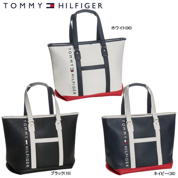 ♪【18年継続モデル】 トミーヒルフィガー ゴルフ メンズ ザフェイス トートバック THMG7SB1 (Men's) THE FACE TOTE BAG TOMMY HILFIGER GOLF
