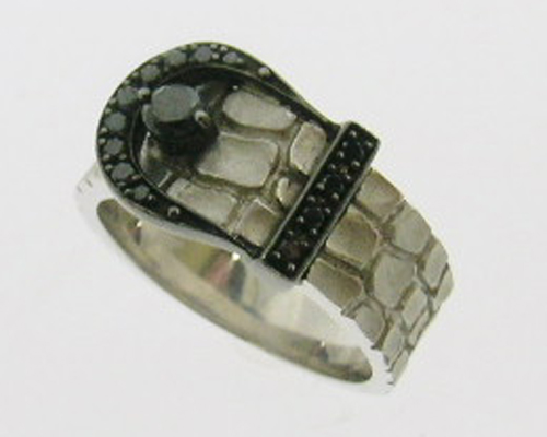 見事な創造力 【送料無料】《CICO》K18ホワイトゴールドブラックダイヤモンド入りリング【利用】【返品】, WAプラス:6441e40d --- awis.progsite.com