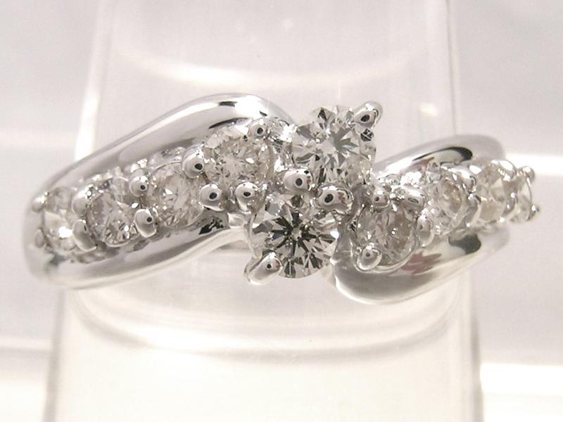 【送料無料】ダイヤモンドリング【代金引換利用不可】【返品不可】