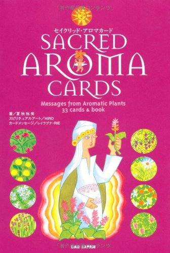 神圣的香气 (Oracle 卡、 星座、 咨询)