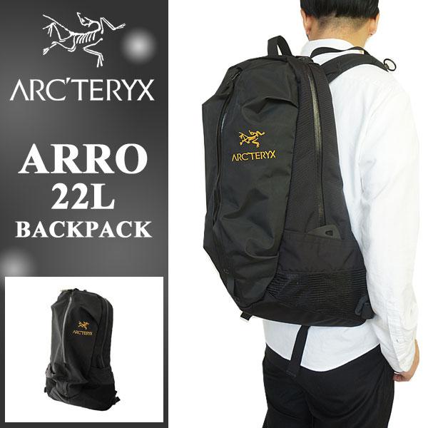 630c71494cd7 ARC'TERYX アークテリクス Arro22 アロー22 リュック バックパック デイパック リュックサック ザック 防水 メンズ