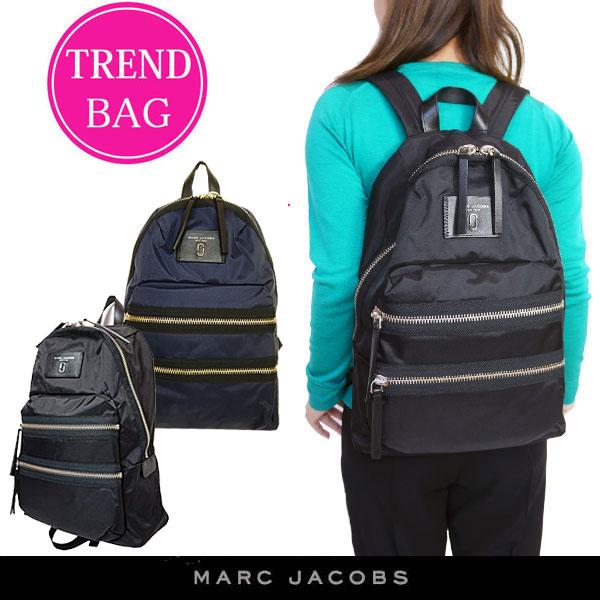 マークジェイコブス リュック レディース MARC JACOBS M0012700 Nylon Biker Backpack 【海外 正規品】