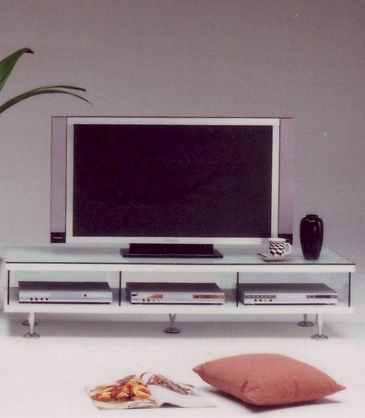 クール 160 TVボード(テレビ台・テレビボード・TV台・AV収納・テレビラック・ローボード)【ホワイト(白)/ブラック(黒)】【送料無料】 【送料無料●激得】