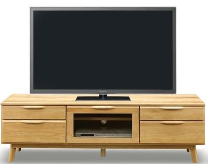 150テレビボード・カレン【ソフトダウンステー付】【送料無料】(北海道・沖縄・離島を除く)