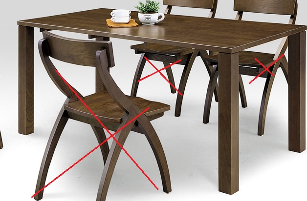 ダイニングテーブル・150オペラ(こちらはテーブルのみです)(2色対応)【ブラウン】【ナチュラル】【送料無料】 (沖縄、北海道、離島は除きます)