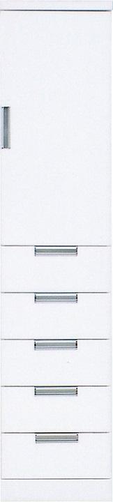 40収納HT・スリム〔 木製 〕〔 シンプル 〕(食器収納・食器棚・家電収納・キッチン収納・カップボード)【送料無料】(北海道・沖縄・離島を除く)